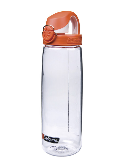 Nalgene Everyday OTF 700ml transparent/orange
